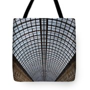 Moscow Gum  Tote Bag by Stelios Kleanthous