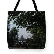Moscow Shadows Tote Bag