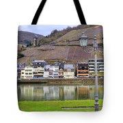 German Wine Country Tote Bag