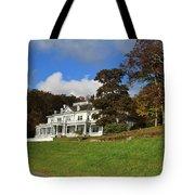 Moses Cone Flat Top Manor Tote Bag