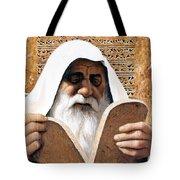 Moses - Lgmss Tote Bag