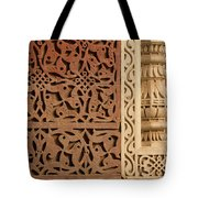 Mosque Detail Tote Bag