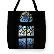 Mosque Foyer Window 2 Tote Bag