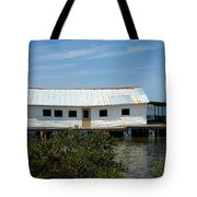Mosquito Lagoon Florida Tote Bag