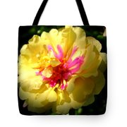 Moss Rose Tote Bag