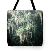 Mossy Dream Tote Bag