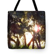 Mossy Glow Tote Bag
