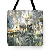 Mossy Live Oak Tote Bag