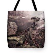 Mossy Log Tote Bag