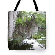 Mossy Tote Bag