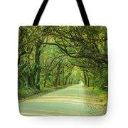 Mossy Oaks Canopy Panorama Tote Bag