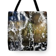Mossy Pipes Tote Bag