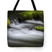 Mossy Rocks  Oregon 1 Tote Bag