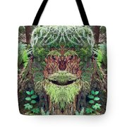 Mossman Tree Stump Tote Bag