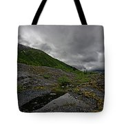 Mossy View Tote Bag