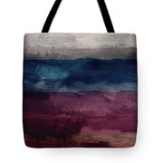 Most Of All- Abstract Art By Linda Woods Tote Bag
