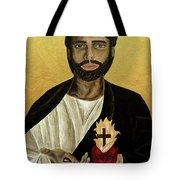 Most Sacred Heart Of Jesus Tote Bag