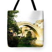 Mostar, Bosnia Tote Bag