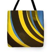 Mostly Parabolic Tote Bag by Rick Locke