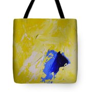Mostly Yellow Tote Bag