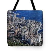Mote Carlo Monaco Tote Bag