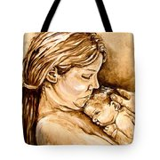 Mother And Child IIi Tote Bag