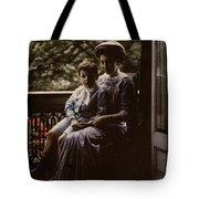 Mother And Child. Johannes Hendrikus Antonius Maria Lutz, 1907 - 1916 Tote Bag