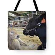 Mother And Child Tote Bag by To-Tam Gerwe