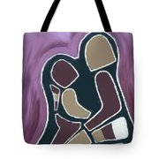 Mother And Me Tote Bag