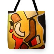 Mother Child Tote Bag