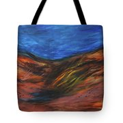 Mother Earth, Father Sky Tote Bag