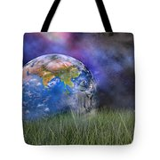 Mother Earth Series Plate4 Tote Bag