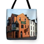 Mother India Restaurant Athlone Ireland Tote Bag