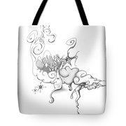 Mother Nature Father Moon Tote Bag