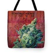 Mother Of All The Victorious Ones Tote Bag