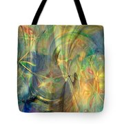 Mother Of Angels Tote Bag