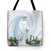 Mother Of Peace Tote Bag