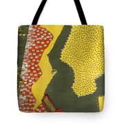 Mother Of Pearls Tote Bag