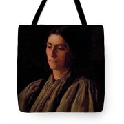 Mother Portrait Of Annie Williams Gandy Tote Bag