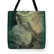 Mother With Infant Tote Bag