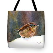 Mother Wren Tote Bag