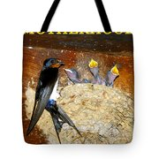 Motherhood Inspirational Tote Bag