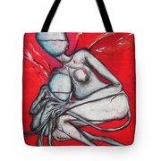 Motherhood Tote Bag