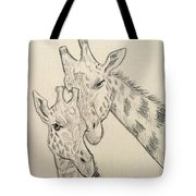 Motherly Knudge Tote Bag