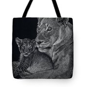 Mothers Arms Tote Bag