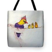 Mothers Concern Tote Bag