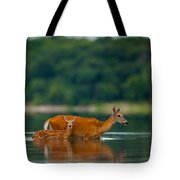 Mother's Courage Tote Bag