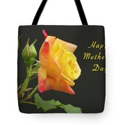 Mothers Day Card 4 Tote Bag