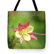 Mothers Day Card 5 Tote Bag