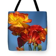 Mother's Day Flowers Tote Bag